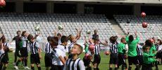 A început prima tabără de fotbal Juventus organizată la Cluj-Napoca