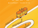 Un tramvai din București devine poetic, luna aceasta. Vezi ce se întâmplă