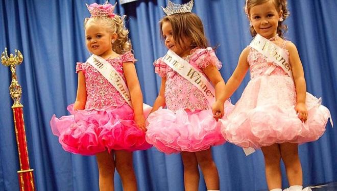 Concursurile de frumuseţe pentru copii, interzise în Franţa