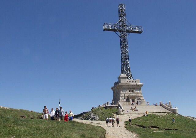 Crucea Caraiman – în Cartea Recordurilor
