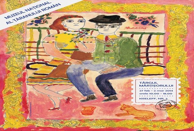 Mărţişoare tradiţionale şi…extraterestre, la Muzeul Ţăranului Român