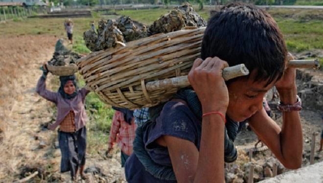 Exploatarea copiilor prin muncă – în scădere