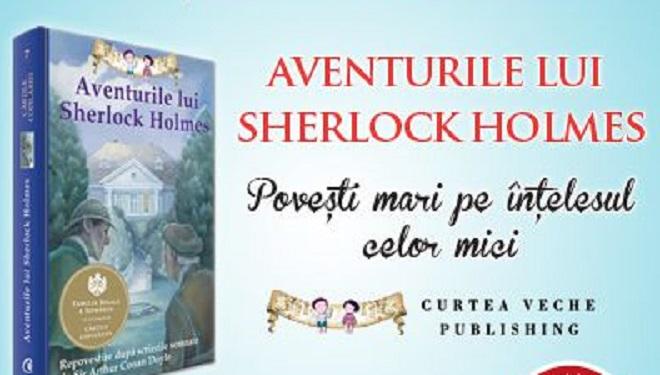 Aventurile lui Sherlock Holmes, pentru copii