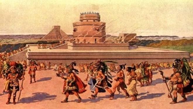 În lumea fascinantă a mayaşilor
