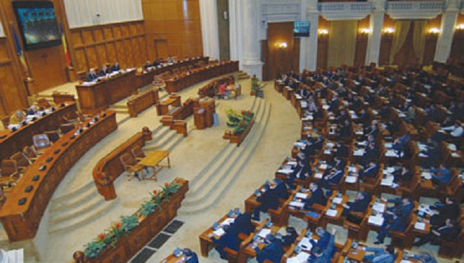 Elevi – parlamentari. Sedinţă de plen inedită de 1 iunie