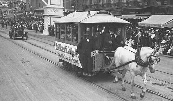 Timişoara – 145 de ani de la primul tramvai cu cai din România