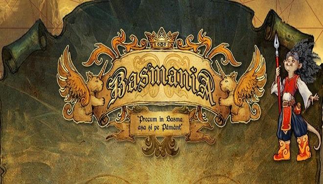 Basmania: basme care se petrec în viitor, cu personaje fantastice și misterioase…