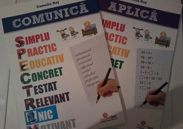 SPECTRUM- primele auxiliare didactice din România pentru elevii cu dificultăţi