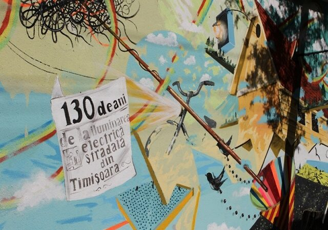 Acum 130 de ani: Timișoara, primul oraș din Europa cu străzi iluminate electric