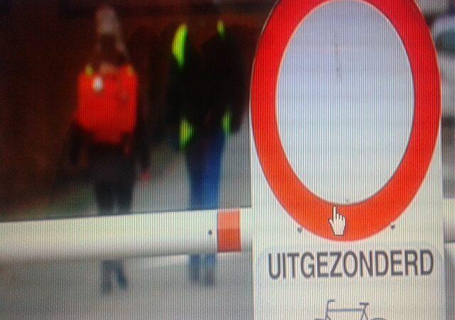 În Belgia – străzile școlare,  o nouă invenție