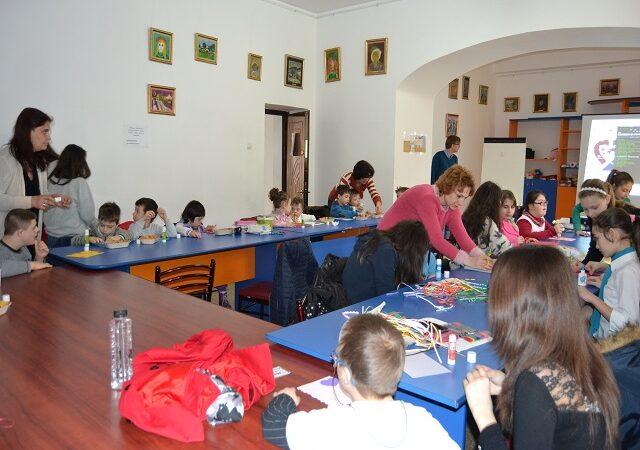 Copiii cu Sindrom Down, sărbătoriţi la Bârlad