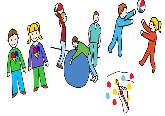 Jocuri și creație pentru copiii cu autism. Vă explicăm ce este autismul