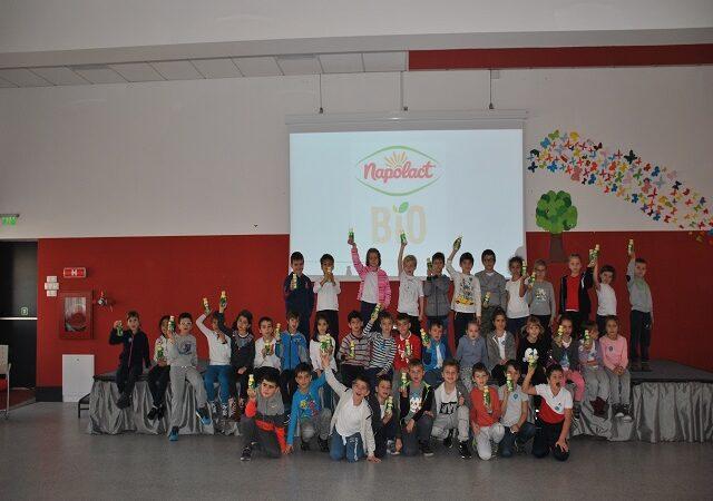 Gândire pozitivă și alimentație sănătoasă în școlile din București