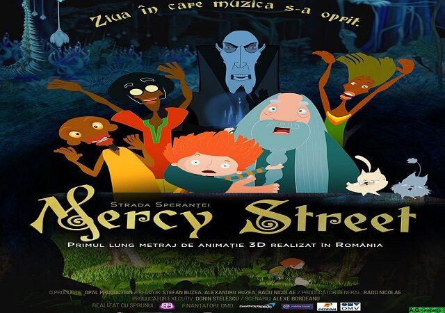Mercy Street / Strada Speranţei, prima animaţie românească 3D stereoscopică de lung metraj