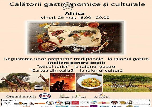 Călătoriile gastronomice şi culturale poposesc în… Africa