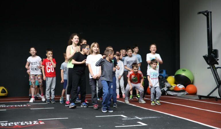 Fii cool, fă sport! La Smartfit sunt clase speciale pentru copiii de toate vârstele