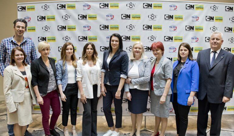 Handbalista Cristina Neagu încurajează copiii să își accepte diferențele în noua campanie anti-bullying a Asociației Telefonul Copilului și Cartoon Network