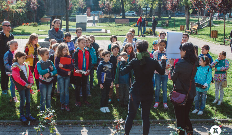 Tururi de arhitectură pentru copii, la Timișoara. Unde vă puteți înscrie