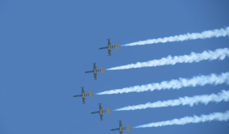 TIMIȘOARA AIR SHOW 2018, un spectacol plin de surprize