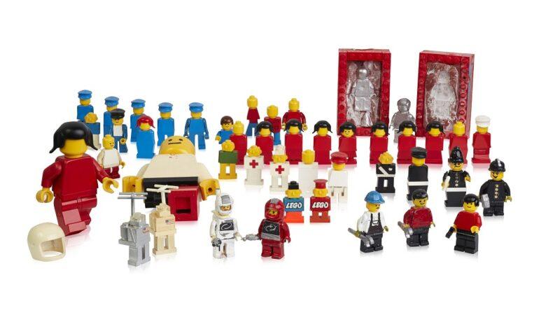 Jucăriile care fac istorie: Grupul LEGO aniversează 40 de ani de la crearea primelor minifigurine