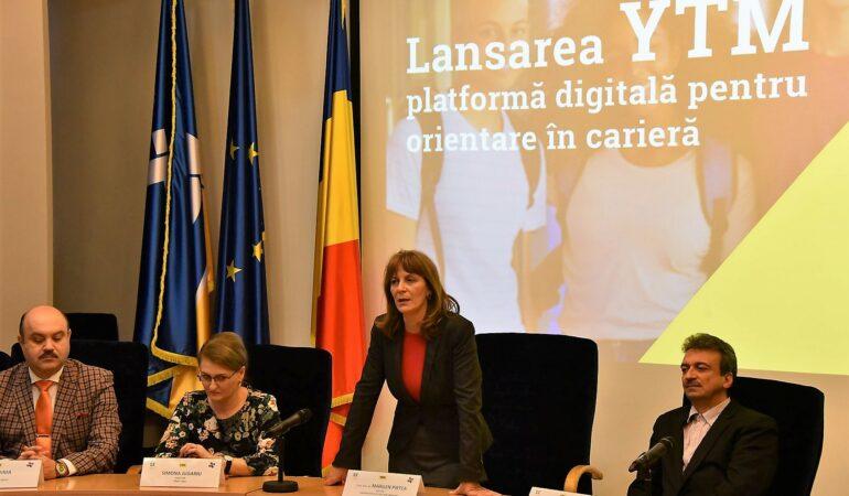 Yes Timișoara – programul prin care  elevii de liceu află care ar fi jobul ce li se potrivește