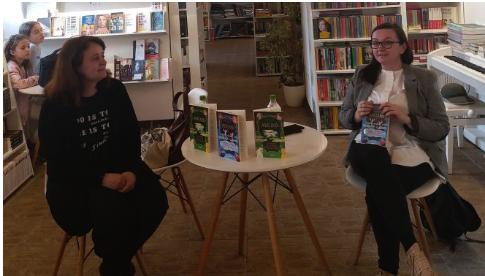 """""""Copiii vor să fie la curent cu tot ceea ce se întâmplă dincolo de viața reală"""" – Dialog cu scriitoarea Sînziana Popescu despre minunata lume a poveștilor"""