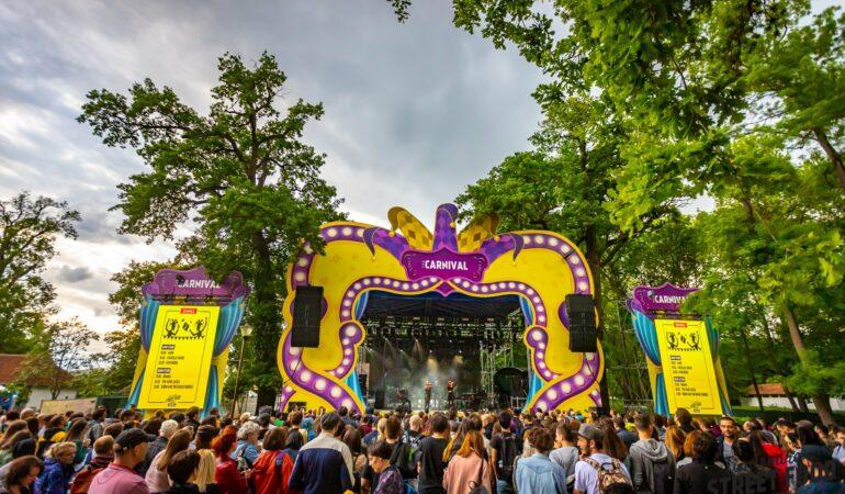 40.000 de tineri s-au bucurat la Timișoara de experiența The Carnival