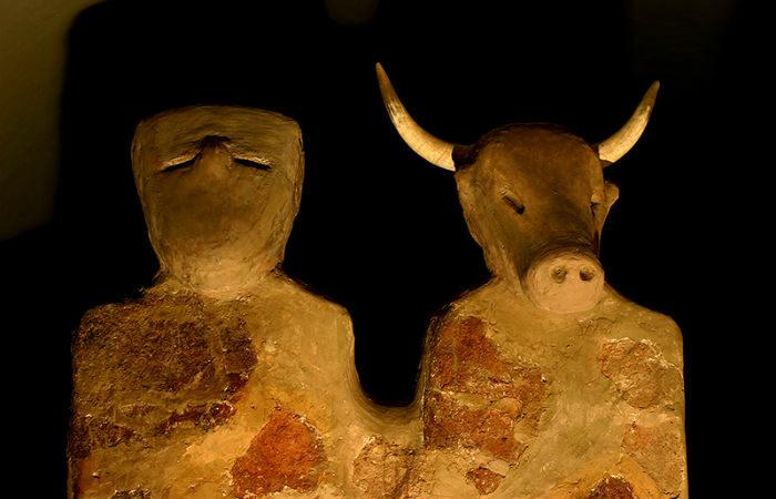 Templul vechi de 7.000 de ani de la Parța, cu statuile de 2 m va deveni muzeu