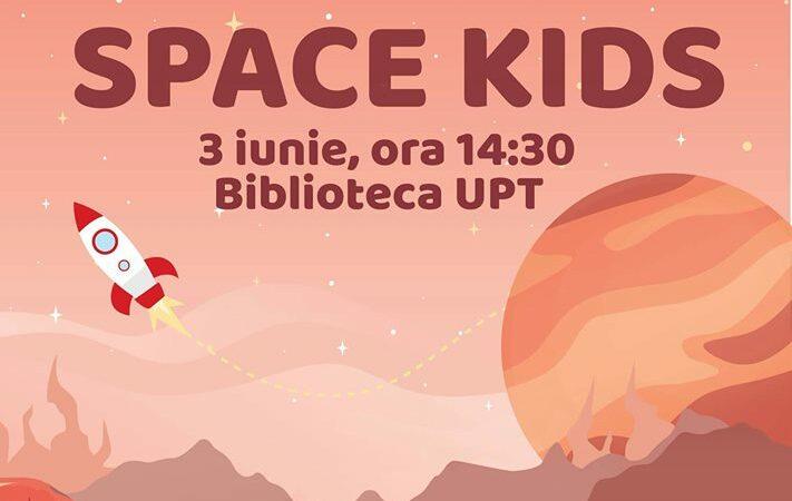 Space Kids la Timișoara