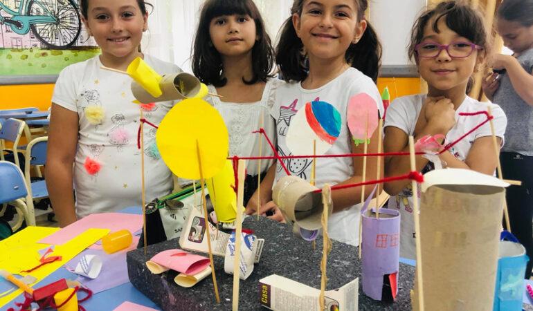 """4000 de elevi au început cursurile """"De-a arhitectura"""" în noul an școlar"""