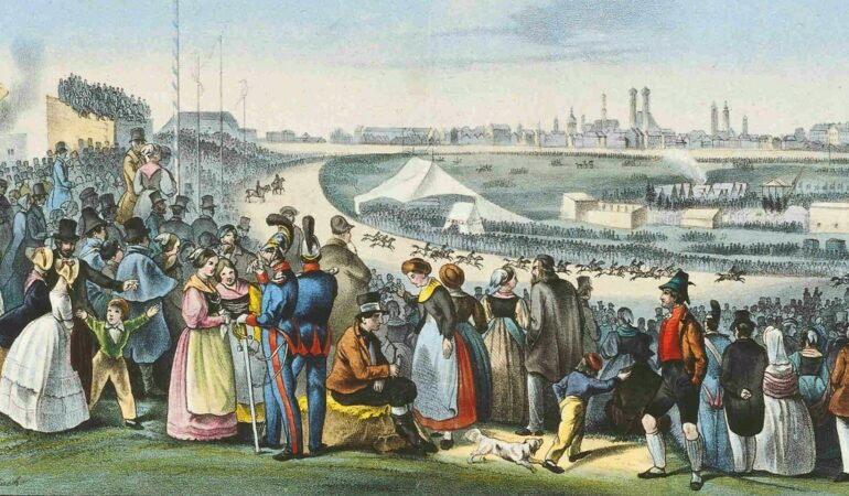 Oktoberfest – o sarbatoare la care curg milioane de litri de bere