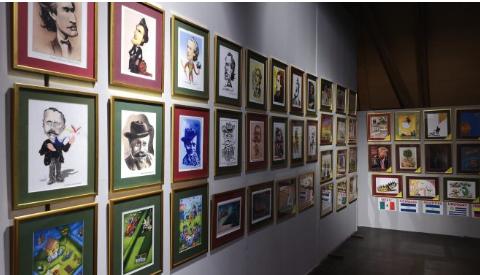 Vreți o caricatură? La Timișoara încă mai puteți profita de cei mai renumiți caricaturiști din lume