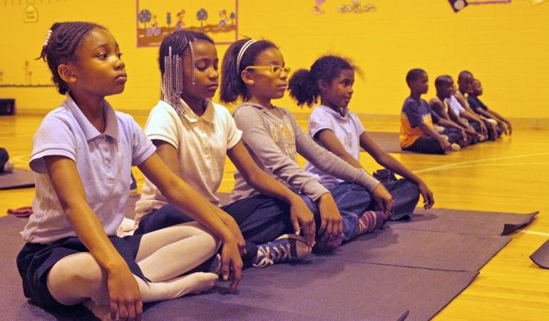 Pedeapsă educatională: meditație în loc de detenție