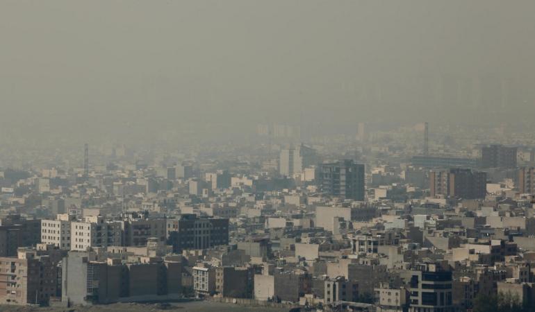 Cod roșu de poluare în Iran. Școlile au fost închise, nu se știe până când