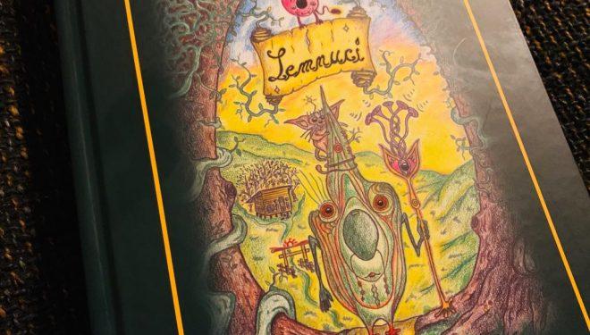 Lemnuci, Cartea întâi – un roman fantastic inspirat de… nodurile scândurilor