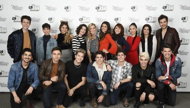 Influenceri, muzică și mister în noul serial BIA, pe Disney Channel