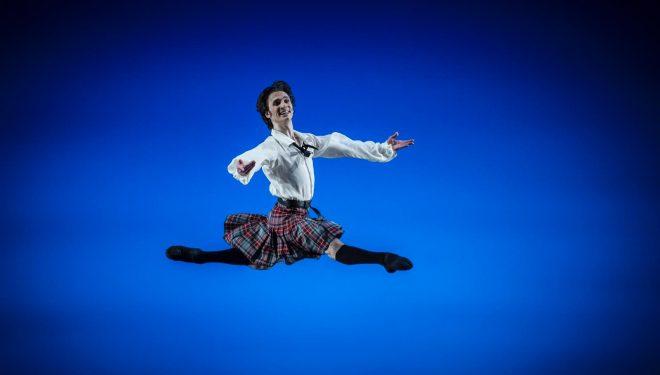 "12 balerine și balerini de top, pe scena TNB la Gala de Balet ""Carmen Sylva"""