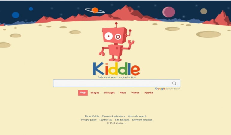Kiddle este Google-ul copiilor