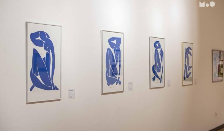 Expoziția anului la Oradea cu lucrări de Picasso, Matisse, Dali, Klimt