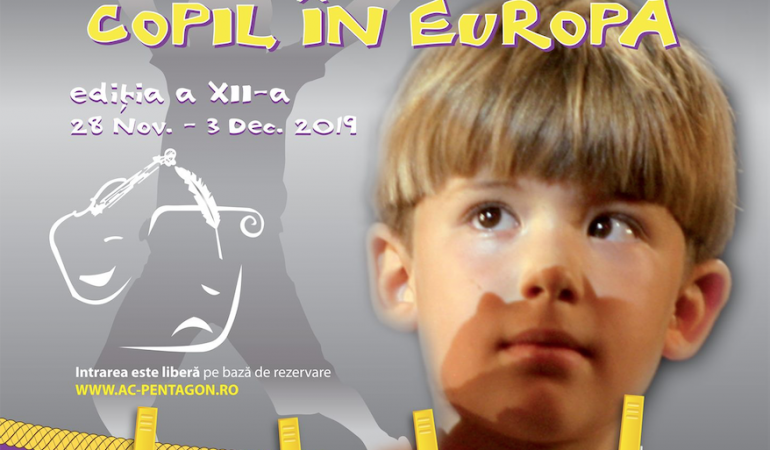 Copil în Europa – Tânăr în Europa – cel mai mare festival de teatru pentru copii are loc la Timișoara