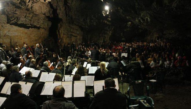 Concert în peșteră. Pentru iubitorii de muzică clasică și… lilieci melomani