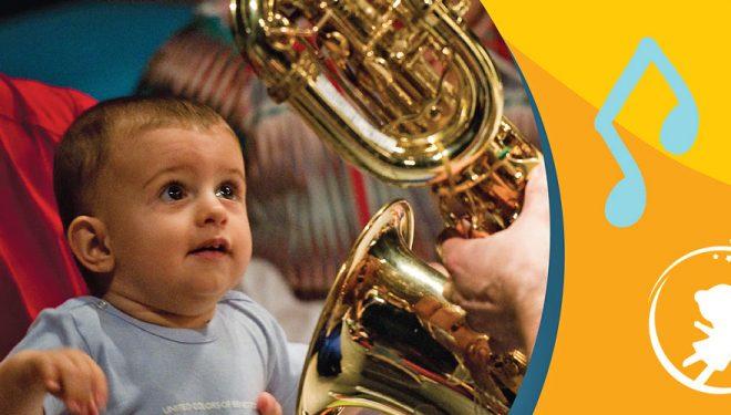 Concerte pentru bebeluși în PREMIERĂ în România