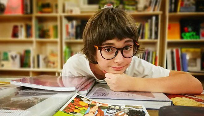 Fotograf la 13 ani – David Stescu