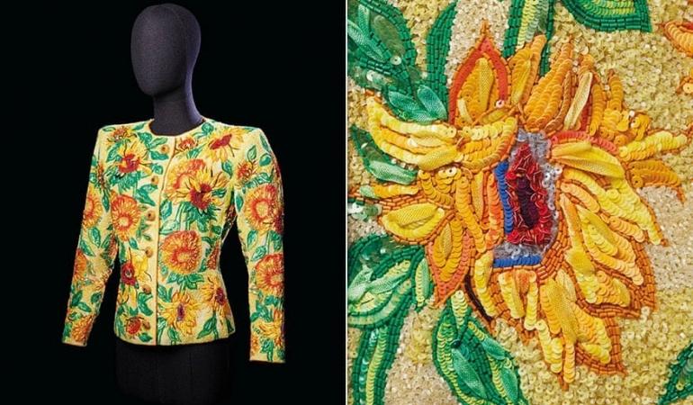 Un sacou haute couture a fost vândut cu 382.000 de euro
