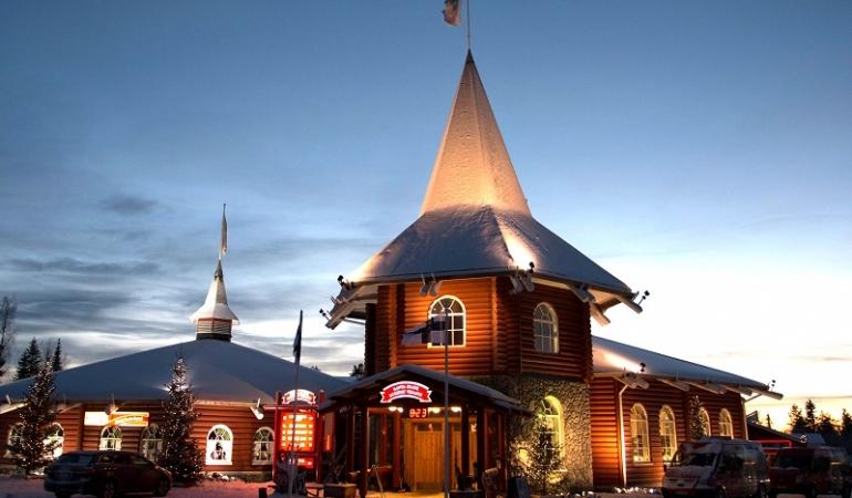 In vizită la Moș Crăciun, în Laponia. Cum ajungem acolo şi ce ne aşteaptă