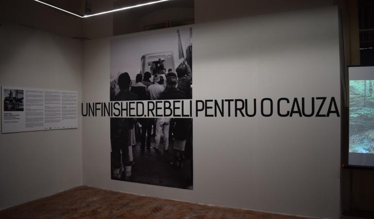 """""""30"""". Prima expoziție în viitorul Muzeul al Revoluției Anticomuniste"""
