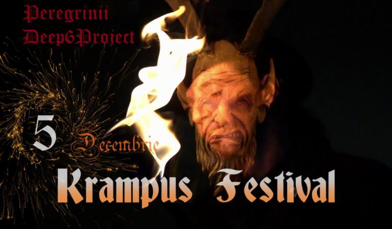 Parada lui Krampus, pe 5 decembrie. Spectacol de foc în centrul Timișoarei