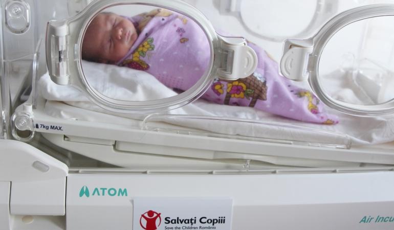 Mortalitate infantilă imensă în Tulcea: de cinci ori mai mare decât în București