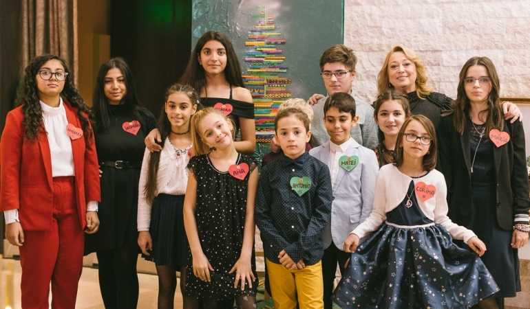 Record de generozitate la Festivalul Brazilor de Crăciun: 180.000 euro pentru un brad