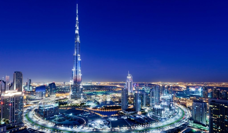 Burj Khalifa – Cea mai înaltă clădire din lume împlinește zece ani